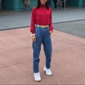 Liz Claiborne Mom Jeans